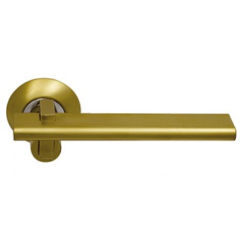 Ручка   SILLUR 133 S.GOLD/P.GOLD