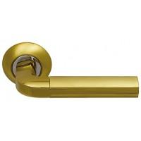 Ручка SILLUR 96 S.GOLD/P.GOLD  матовое золото