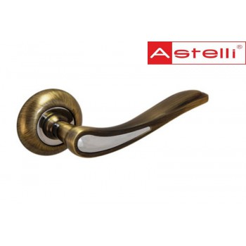 дверная ручка OKTAN античная бронза