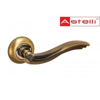 дверная ручка PEGAS античная бронза