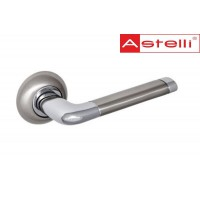 дверная ручка STELLA матовый хром