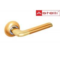 дверная ручка STELLA матовое золото