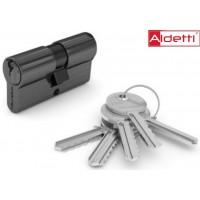 Цилиндр ALDETTI ключ-ключ в хроме