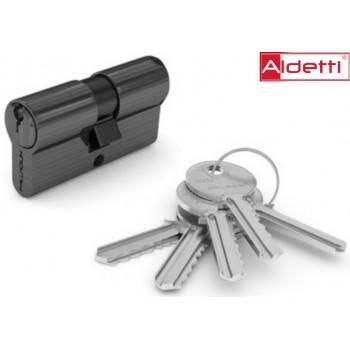 Купить цилиндр ALDETTI ключ-ключ в хроме