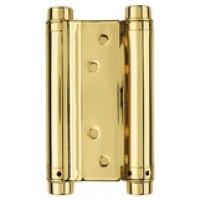 Петля барная 100 мм золото до 45кг.