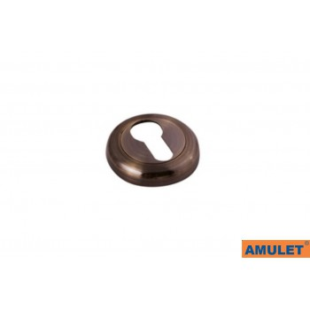 Накладка на цилиндр старая бронза