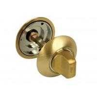 Завертка сантехническая ARCHIE SILLUR матовое золото
