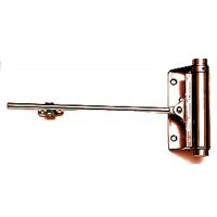 Рычажный пружинный доводчик 115RA002 бронза