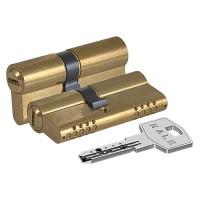 ЦИЛИНДР KALE 60 GP (26*10*26) в золоте кл-ключ