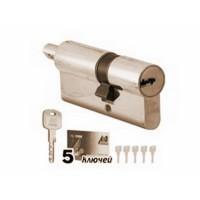 CISA OL 3S2.13.12 С5 СL(70мм 35х35)  цвет-хром, ключ-вертушка