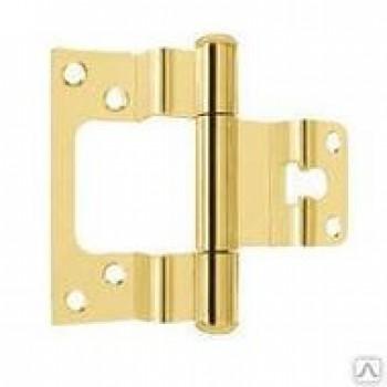 Купить петлю ASTELLI ПНН 80х2,5 мм LAT  для дверей с притвором золото