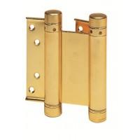 Петля барная износостойкая 075 мм золото до 15кг. италия