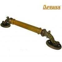 Дверная ручка опорная Александровская с канелюрами