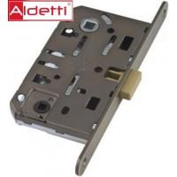 Замок ALDETTI магнитный WC (ванна-туалет), цвет бронза