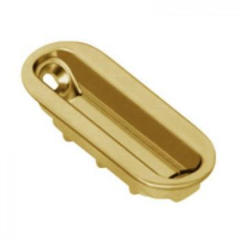 Купить ответную часть к магнитному замку AGB, цвет бронза