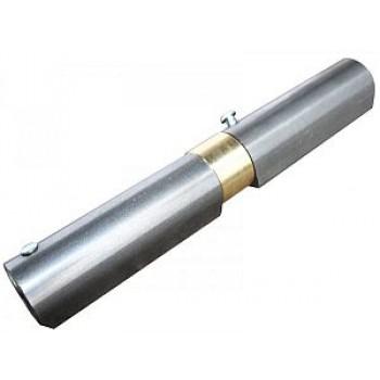 Петля пружинная износостойкая 415/M 22/155 для металлических дверей каплевидная 155 мм c шарикоподшипником