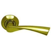 Ручка SILLUR X11 P.GOLD блестящее золото