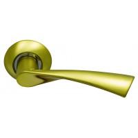 Ручка SILLUR X11 S.GOLD матовое золото