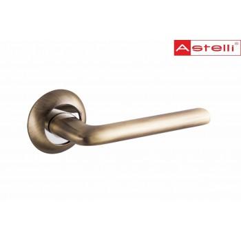 дверная ручка STELLA античная бронза